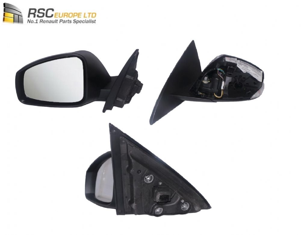 RENAULT LAGUNA III COUPE NEW PASSENGERS SIDE ELECTRIC FOLDING WING MIRROR 963028988R